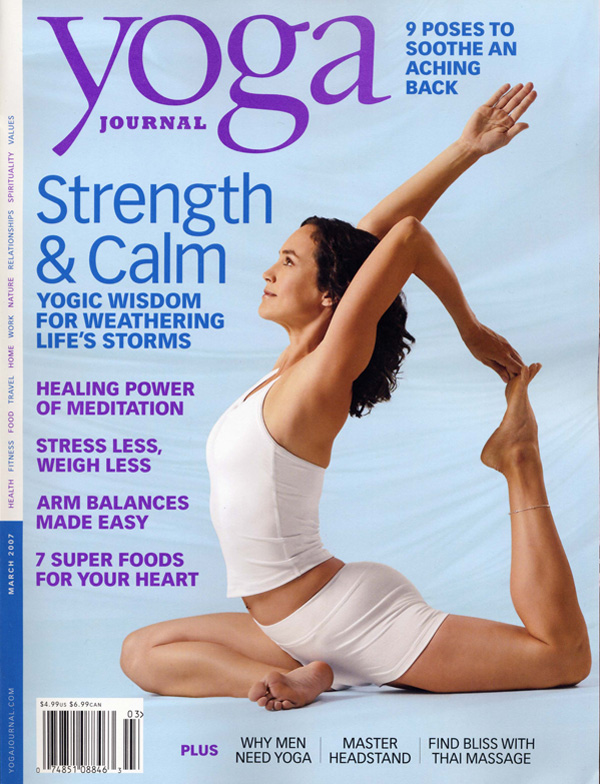 periodical of the month yoga journal eu libraries. Black Bedroom Furniture Sets. Home Design Ideas