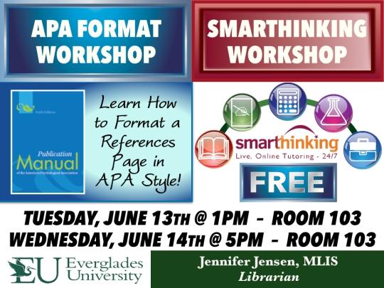 APAnST Workshops2